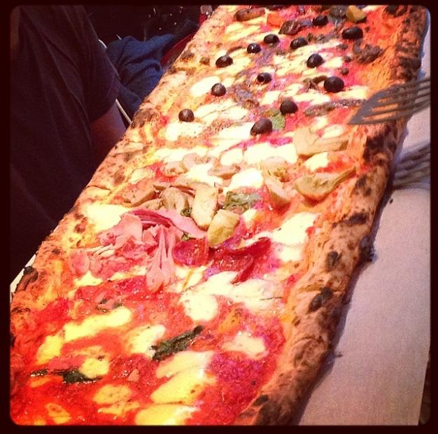 Pizza Sartori