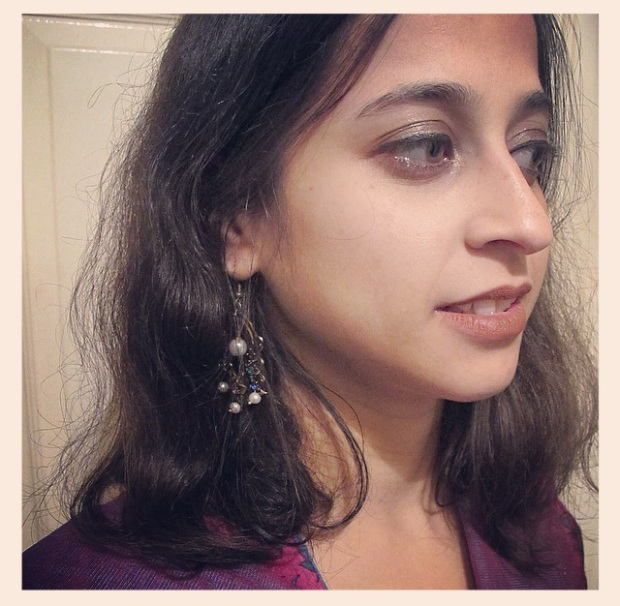 Earrings from Lady Blush