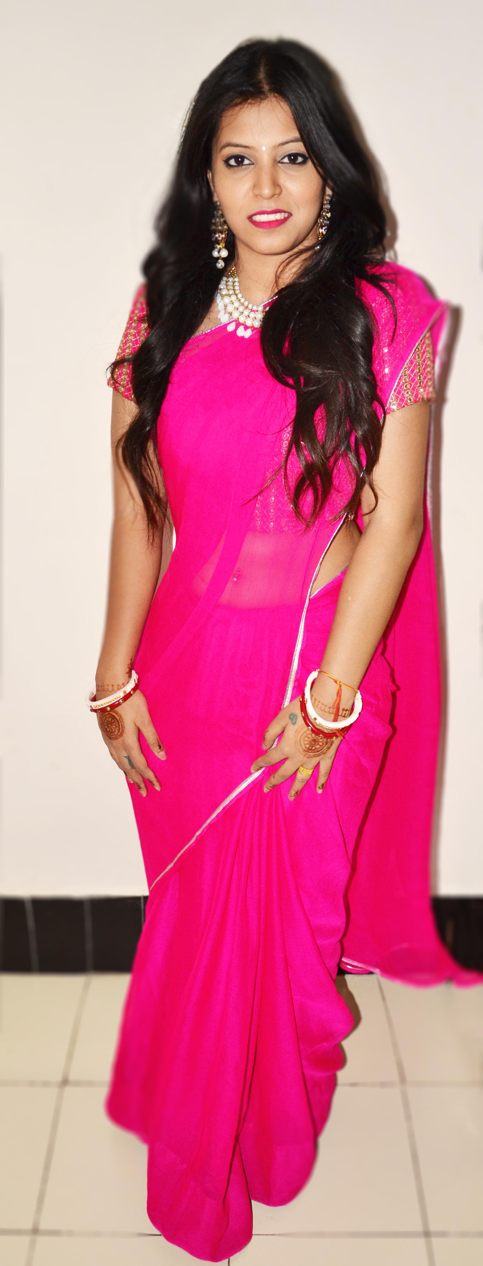 Take 3, Indian Wedding Fashion: Saris, Anarkalis and a Lot of Fun ...
