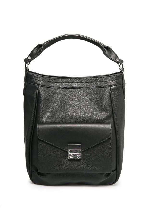 Mango Pocket Hobo Bag