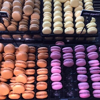 France Macaroons