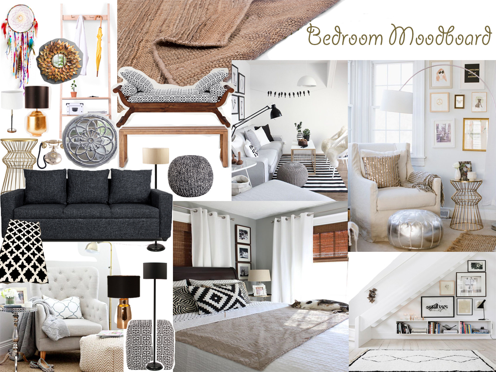 How to make a moodboard pinterest inspired home decor for Home decor inspiration