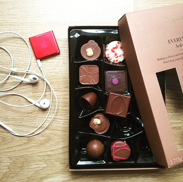 Chocolate podcasts Serial fashion flatly