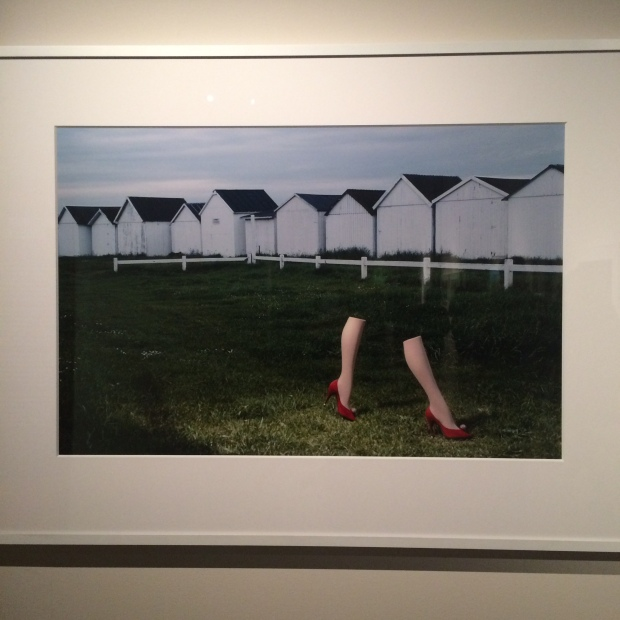 Guy Bourdin Shoes Legs