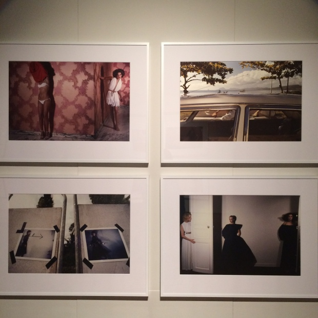 Four pictures Guy Bourdin