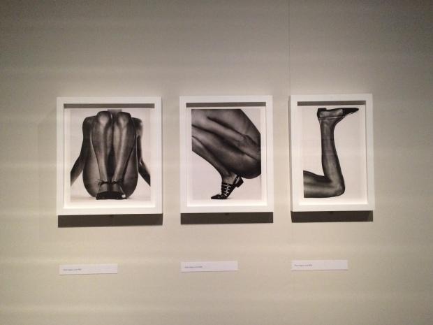 Black and white Guy Bourdin
