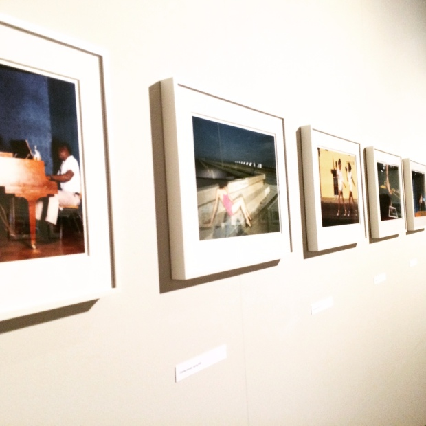Guy Bourdin at Somerset House