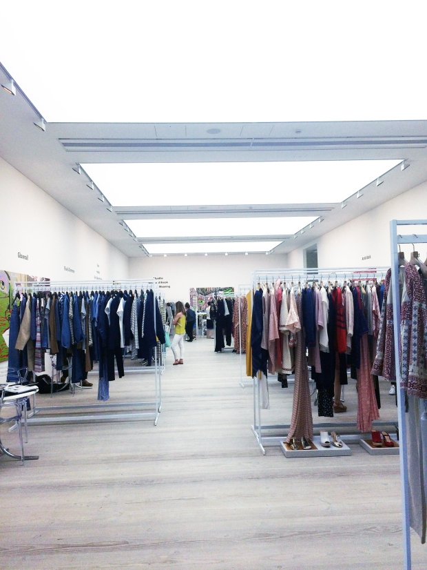 Scoop London Trade show fashion