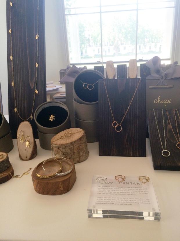 Scoop London Chupi jewellery delicate